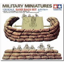 1:35 Scale Sand Bags Set - 35025