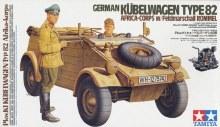 1:16 Scale German Kübelwagen Type82 Africa Corps - 36202