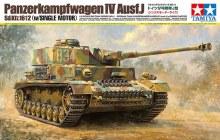 1:16 Scale German Tank Panzerkampfwagen IV Ausf.J (w/Single Motor) - 36211