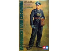 1:16 Scale Wehrmacht Tank Crewman - T36301