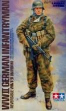 1:16 Scale WWII Germany Infantryman - T36304