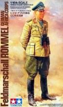 1:16 Scale Feldmarschall Rommel Africa Corps - T36305