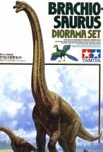 1:35 Scale Brachiosaurus Diorama Set - 60106