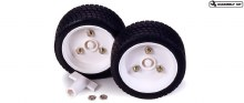 Tamiya Sports Tyre Set 56mm Diameter (1pr) - T70111