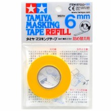 Masking Tape Refill 6mm - T87033