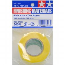 Masking Tape 40mm - T87063