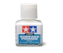 Liquid Surface Primer White 40ml - 87096
