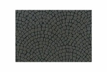 Diorama Material Sheet Stone Paving A - T87165
