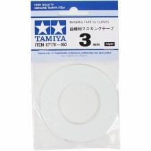 Masking Tape for Curves 3mm - T87178