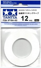 Masking Tape for Curves 12mm