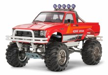 1:10 Toyota 4x4 Pick-Up Mountain Rider Assembly Kit - T47394