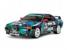 1:10 HKS Nissan Skyline GT-R Gr.A (TT-01 Chassis) Assembly Kit - 47397