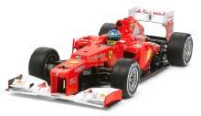 1:10 Ferrari F2012 Formula One (F104 Chassis) Assembly Kit - 58559