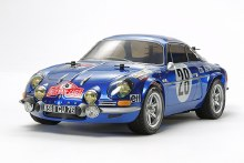 1:10 Renault Alpine A110 '71 (M-06 Chassis) Assembly Kit T58591