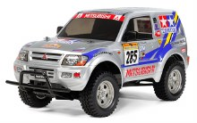 1:10 Mitsubishi Pajero Rally Sport (CC-01 Chassis) Assembly Kit - 58602