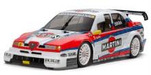 1:10 Alpha Romeo 155 V6 TI Martini Racing (TT-02 Chassis) Assembly Kit - 58606