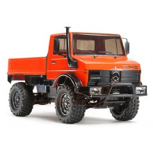 1:10 Mercedes UNIMOG (CC-01 Chassis) Assembly Kit - 58609