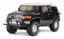 1:10 Toyota FJ Cruiser Black Edition (CC-01 Chassis) Assembly Kit - T58620