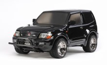 1:10 Mitsubishi Pajero Lowrider Black Special (CC-01 Chassis) Assembly Kit - 58627