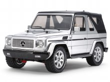 1:10 Mercedes Benz G320 Cabrio Assembly Kit - T58629