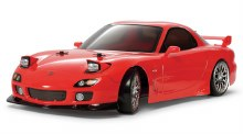 1:10 Mazda RX-7 FD3S (TT-02D Chassis) Assembly Kit - 58648