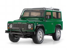 1:10 Land Rover Defender 90 (CC-01 Chassis) Assembly Kit - T58657