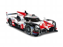 1:10 Toyota Gazoo Racing TS050 Hybrid (F103GT Chassis) Assembly Kit - T58665