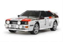 1:10 Audi Quattro A2 (TT-02 Chassis) Assembly Kit - T58667