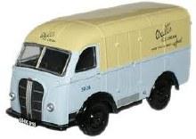 1:76 Scale Austin K8 3-Way Van Walls - 76AK003