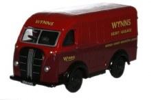 1:76 Scale Austin K8 3-Way Van Wynns - 76AK013