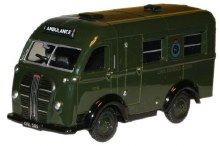 1:76 Scale Civil Defence K8 3-Way Austin Welfarer - 76AK014