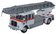 1:76 Scale AEC Mercury TL St Helens CB Fire Service - 76AM006
