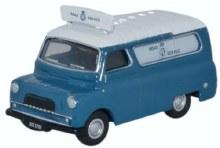 1:76 Scale Bedford CA Van RAC - 76CA028