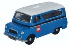 1:76 Scale Bedford CA Van BEA - 76CA029