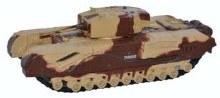1:76 Scale Churchill Tank MKIII Kingforce Major King - 76CHT001