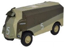 1:76 Scale Dorchester ACV Caunter Scheme 2nd Armoured Division - 76DOR002