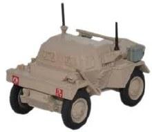 1:76 Scale Dingo Scout Car Libya 1942 - 76DSC006