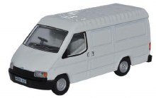 1:76 Scale Ford Transit MkIII White - 76FT3001