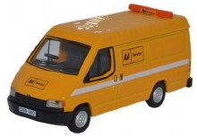 1:76 Scale Ford Transit Mk3 AA - 76FT3004