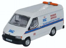 1:76 Scale Ford Transit Mk3 RAC - 76FT3006