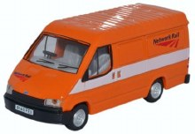 1:76 Scale Ford Transit Mk3 Network Rail - 76FT3007