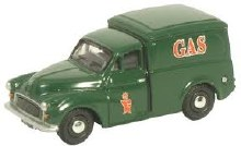 1:76 Scale Gas Morris Minor Van - 76MM029