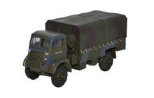 1:76 Scale Bedford QLD 1st Armoured Division 1941 - 76QLD002
