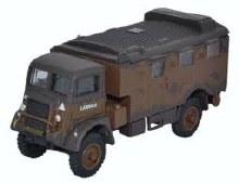 1:76 Scale Bedford QLR 1st Infantry Division UK 1942 - 76QLR001