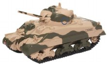 1:76 Scale Sherman Tank Mk III 10th Armoured Division 1942 - 76SM001