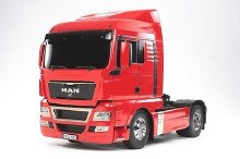 1:14 MAN TGX 18.540 4x2 XLX On-Road Assembly Kit - 56329