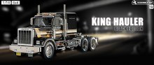 1:14 King Hauler Black Edition On-Road Kit - 56336