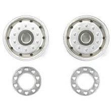 Metal-Plated Wheels (30mm Width/Matte Finish) - T56520