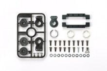 Aluminium Dual Servo Mount & High Torque Servo Saver - T56537