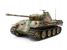 1:25 German Tank Panther Ausf.A (w/ Control Unit) Assembly Kit - 56605